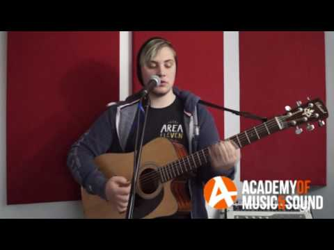 Ash Ellis Live Session at the Academy of Music and Sound Southampton