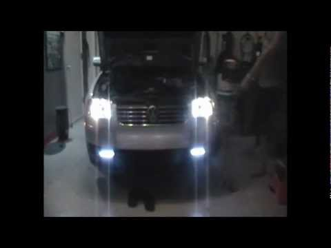 vw passat b5 headlight adjustment