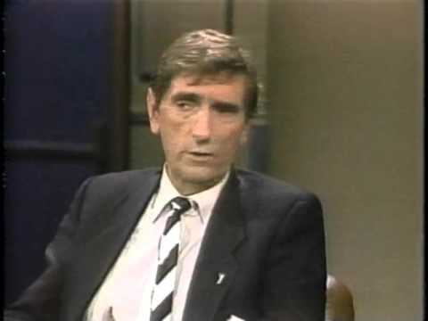 Harry Dean Stanton on Late Night, October 16, 1984