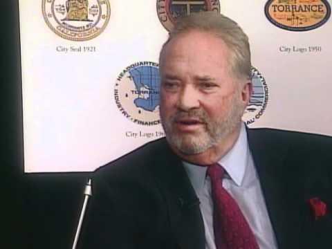 Interview with former Mayor Dan Walker - Torrance Centennial