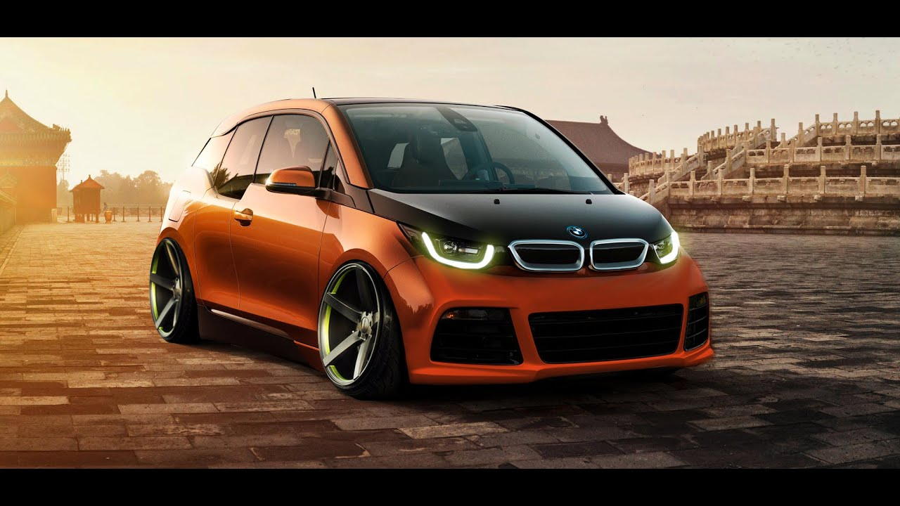 virtual tuning bmw i3 119 youtube. Black Bedroom Furniture Sets. Home Design Ideas
