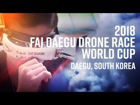 2018 FAI Daegu Drone Race World Cup