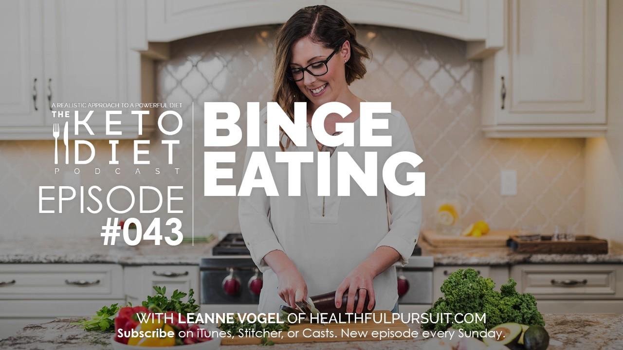 binge eating on keto diet