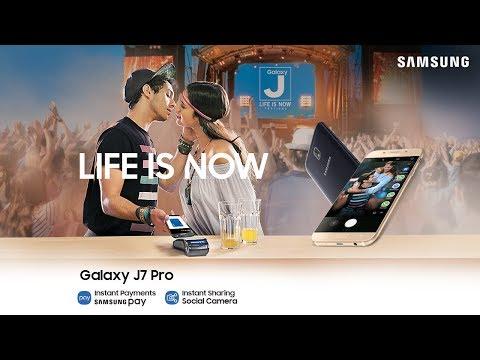 Samsung Galaxy J7 Pro – TVC