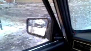 Test drive russian LADA 2105