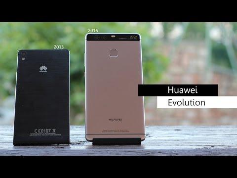 Huawei Ascend p6 vs Huawei P9 | La evolución de huawei