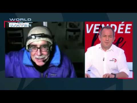 World on Water Vendee Globe Report Dec 27 16 Day 51