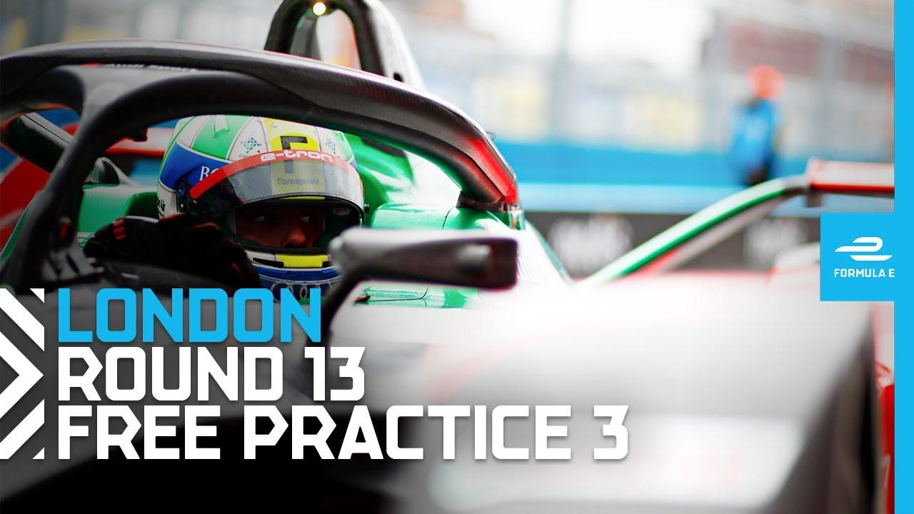 Race Highlights | 2021 Heineken® London E-Prix | Round 12