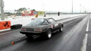 RX-7 runs a 10.02 @ 131mph at the NSCRA Round 2: Spring Bash! Thumbnail