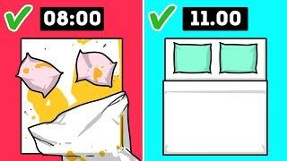 Sabahları Yanlış Yaptığınız 9 şey