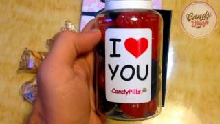 Обзор подарочного набора от Candy Shop
