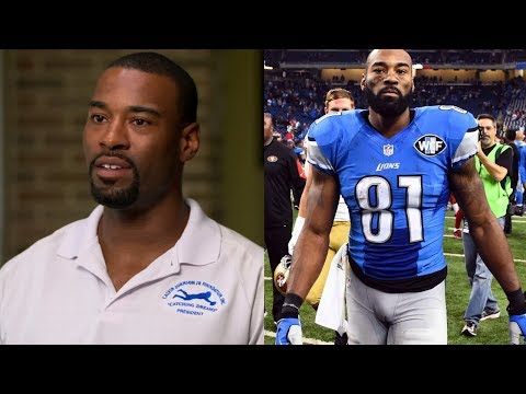 Calvin Johnson Reveals the Real Reason He QUIT on the Detroit Lions