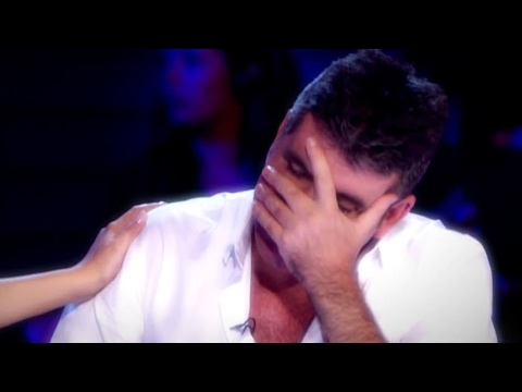 MUST WATCH! Letting Her Go Was Simon Cowell