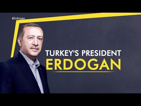 Global Leadership Series: Exclusive interview with Turkish President Erdogan