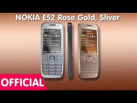 Điện thoại cổ Nokia E52 chính hãng tồn kho, hàng vip dành cho doanh nhân, pin trâu sóng khỏe.