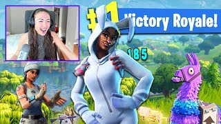 MY BEST GAME EVER!! BEST FORTNITE DUO WIN! (Fortnite Battle Royale)