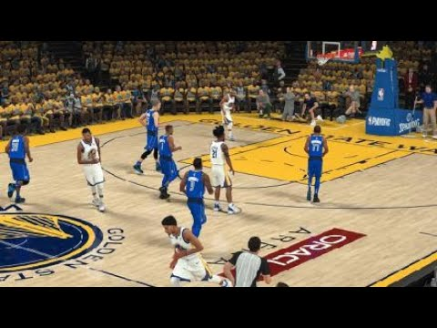 NBA 2K18-Unbelievable play