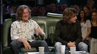 James May on Top Gear - hilarious unintentional (?) double entendre