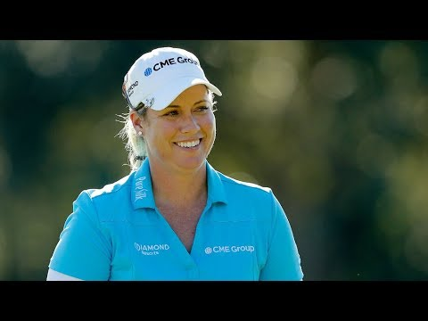 Brittany Lincicome Highlights Round 2 2018 CME Group Tour Championship