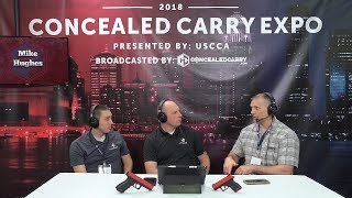 Mike Hughes Self Diagnostic Firearm Practice - USCCA Expo