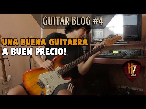 Una buena guitarra