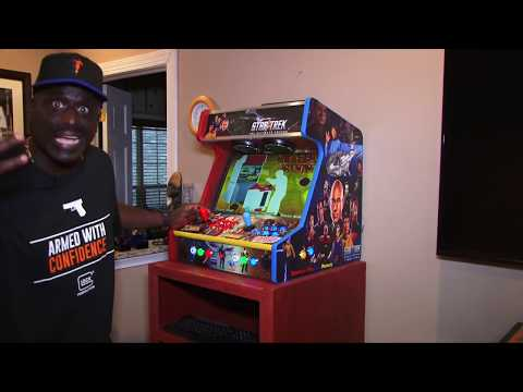 The Ultimate Mame Arcade Cabinet Pt 4 Completed Build