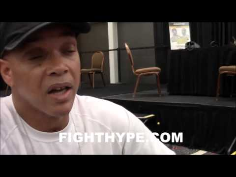 VIRGIL HUNTER SAYS ANDRE WARD GIVES BEATINGS; EXPLAINS WHY FIGHTERS NOT SAME PHYSICALLY OR MENTALLY