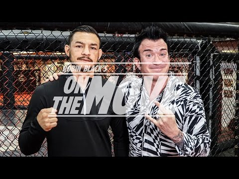 [Robin Black's On the move] Cub Swanson ① (Interview)