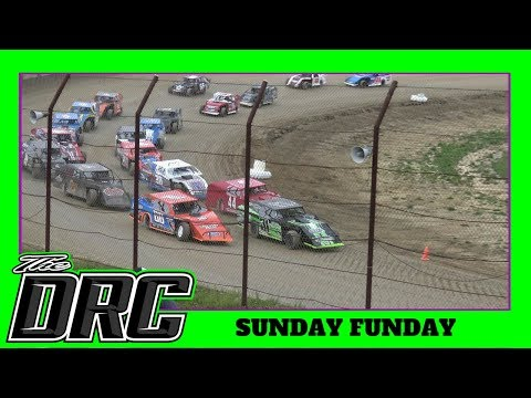 Brushcreek Motorsports Complex | 4/22/18 | Sunday Funday | Open Wheel Modifieds