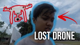 I Lost my Drone....(Brand New)
