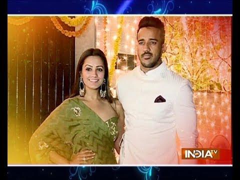 Karan Patel and wife Ankita Bhargava throw lavish Diwali bash for friends