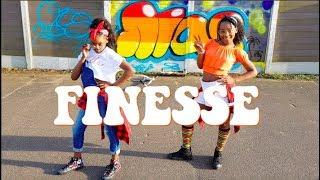 Finesse (Remix) - Bruno Mars ft Cardi B   Dance Video