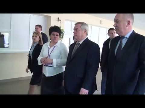Губернатор с рабочим визитом в с. Куйбышево