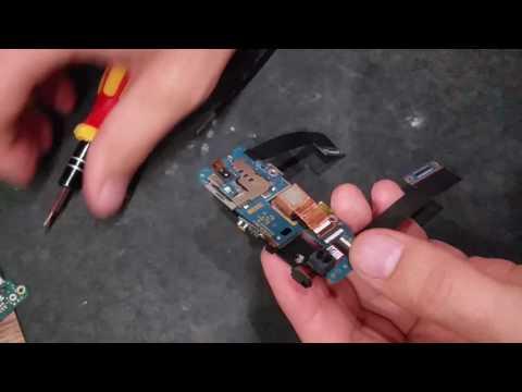 Разборка и сборка телефона HTC Butterfly s 901s!
