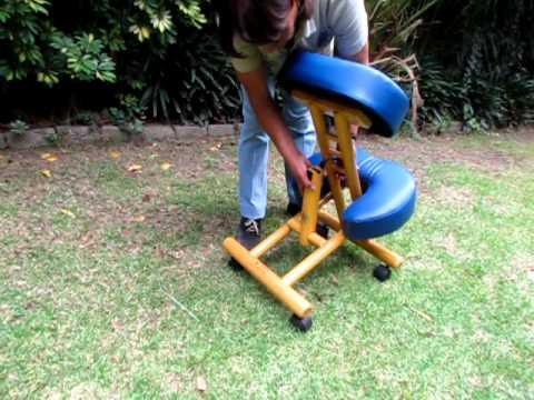 Silla ergonomica youtube for Silla escolar ergonomica
