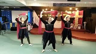 Amazing Grace Worship Dance