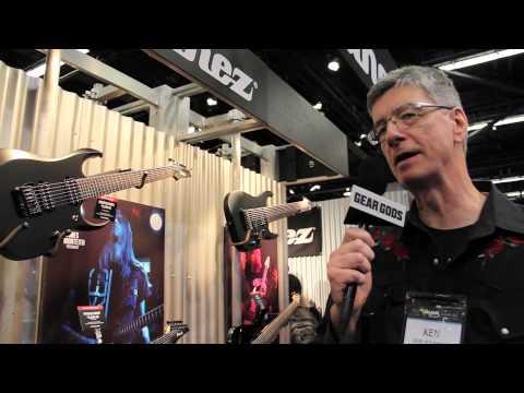 NAMM 2014: Ibanez Guitars