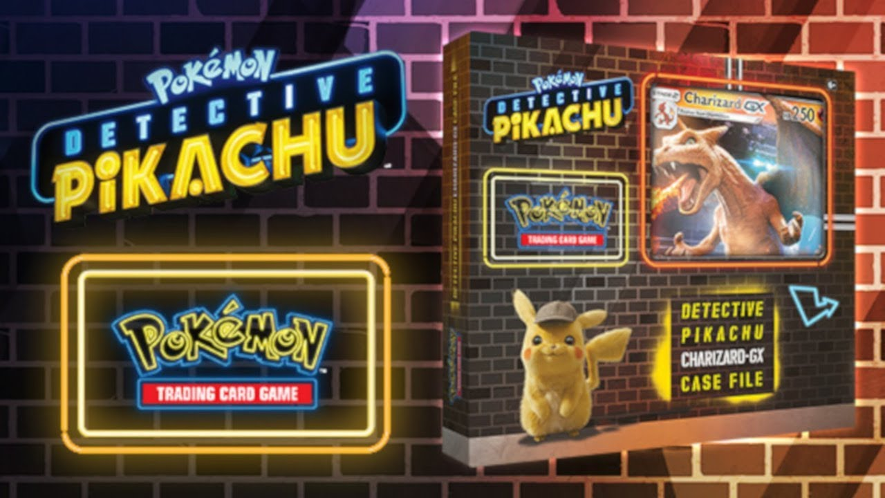 Opening 4x Charizard Detective Pikachu Boxes Pokemon Tcg Youtube