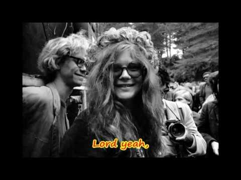 Janis Joplin A Woman Left Lonely (lyrics)