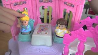 Fisher Price Little People Princess Garden Tea Party Playset Review