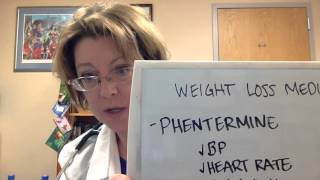 How To Lose Weight: Phentermine