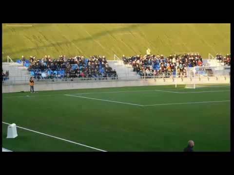 Estrena de l'Estadi amb victòria del C.F. Badalona