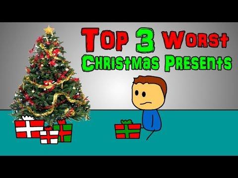 Brewstew - Top 3 Worst Christmas Presents - YouTube