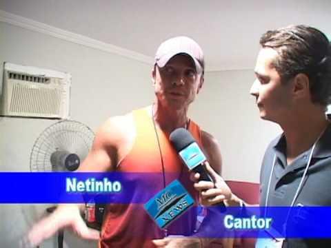 MC NEWS com Netinho na Planet Café