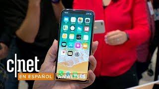 iPhone X: El teléfono futurista de Apple es guapísimo y se abre con tu rostro