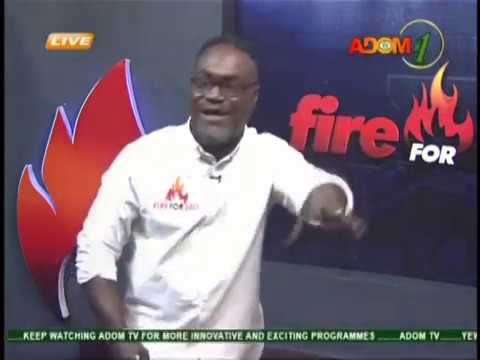 Fire 4 Fire on Adom TV (12-2-19)