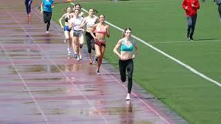 2018 Область юниоры   800 м ж финал1