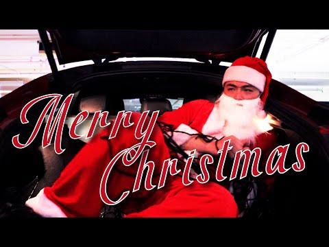 棋勝汽車集團 │Merry Christmas 【聖誕節的突襲 Benz C250 / GLC250】