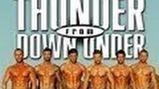 Excalibur Casino Las Vegas Thunder Down Under Male Strip Show Review & Interview