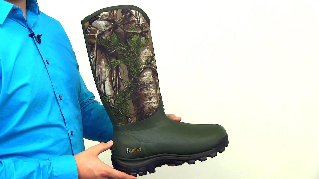 da975826d32 Rocky Core Waterproof Neoprene Outdoor Boot Style# - RKYS053